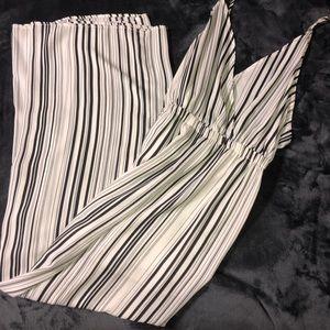 Striped Tank Jumpsuit